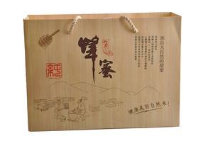 普装蜂蜜礼盒